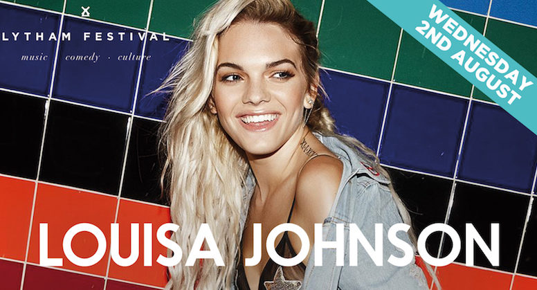 Meet louisa johnson lytham festival how would you like to meet louisa johnson on wednesday 2nd august m4hsunfo
